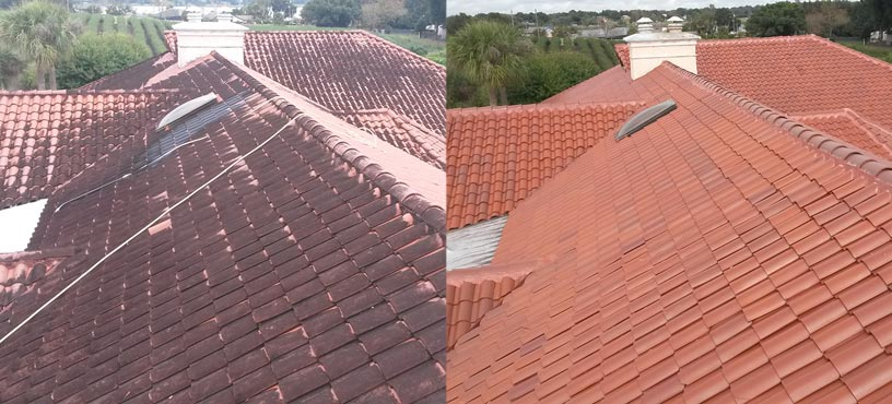 Orlando Apartment Roof Cleaning