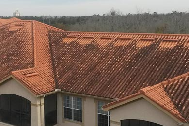 Roof Cleaning Winter Park, FL